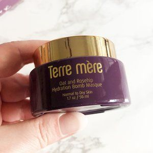 NEW Oat and Rosehip Hydration Bomb Masque